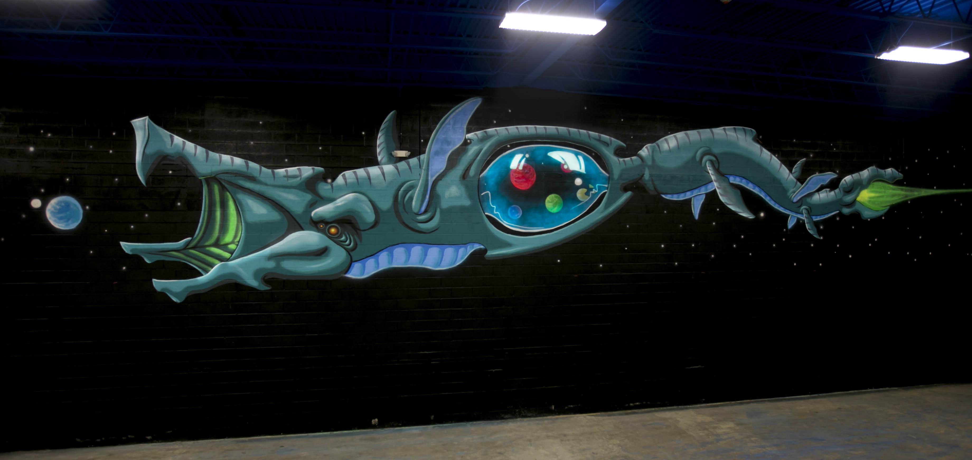 Murals for Bufflon revetement mural